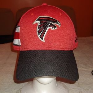 Atlanta Falcons New Era fitted cap